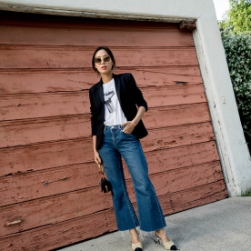 aimee_Song_of_style_nili_lotan_tee_raey_jeans_blazer_chanel_pumps