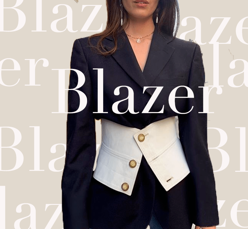 Blazer: Timeless & fashionable
