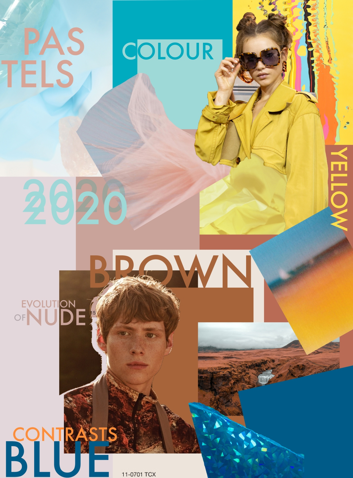 Trend Report: Colors S/S 2020
